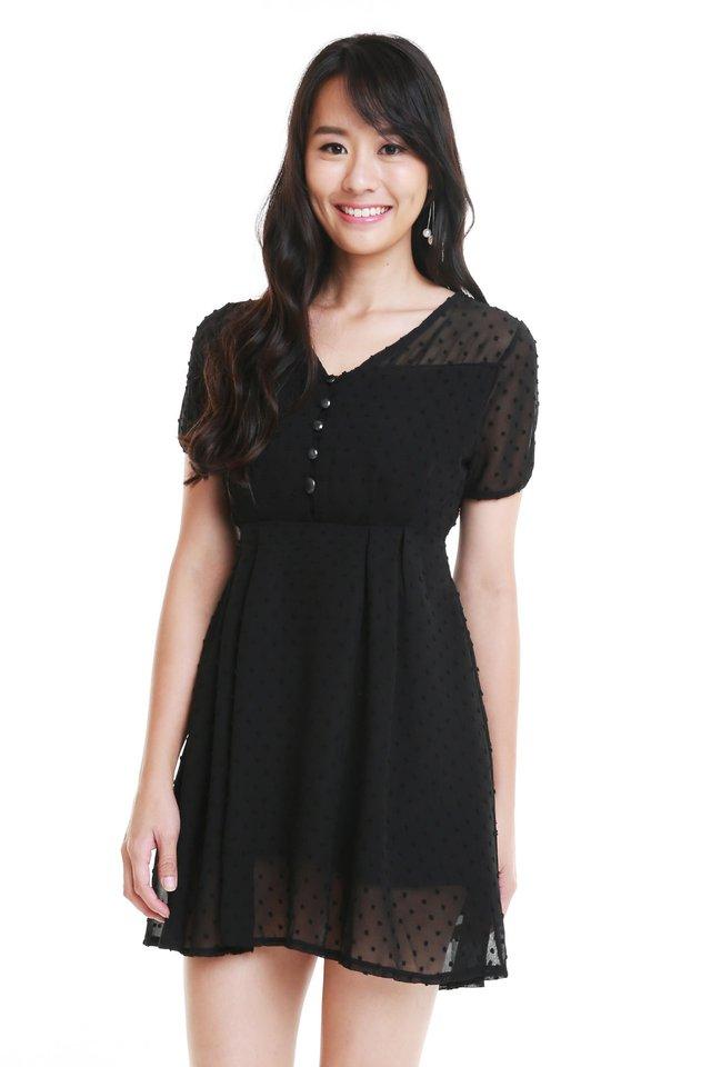 Ellia Dress In Black