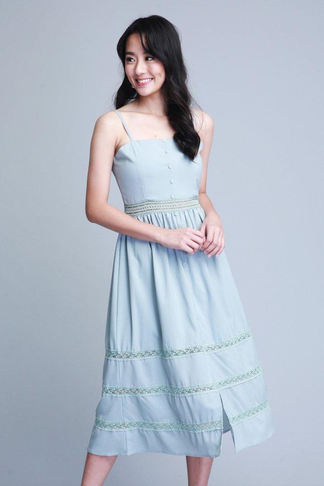 Valerie Lace Dress (Size L - Last piece!)