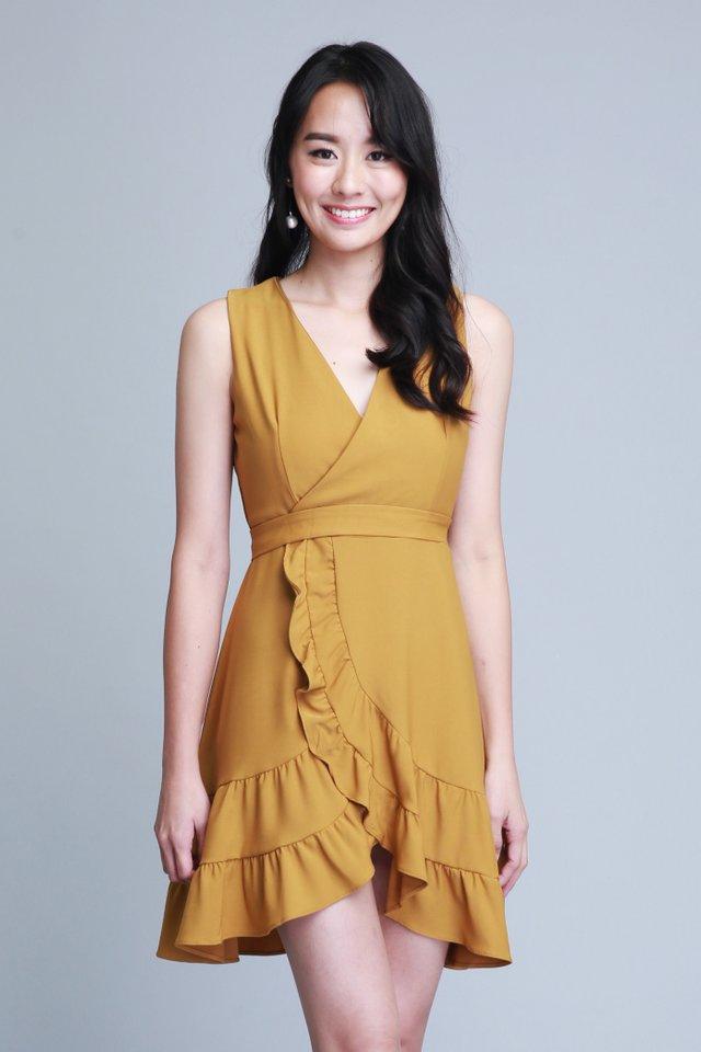 Liberty Dress in Honey