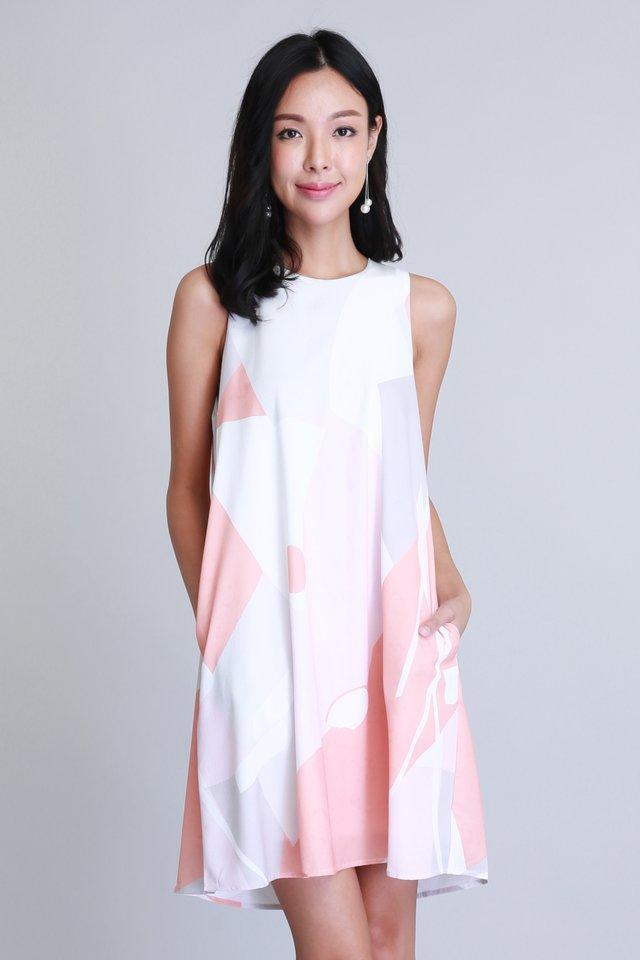 Blanc Dress (Size L - Last piece!)
