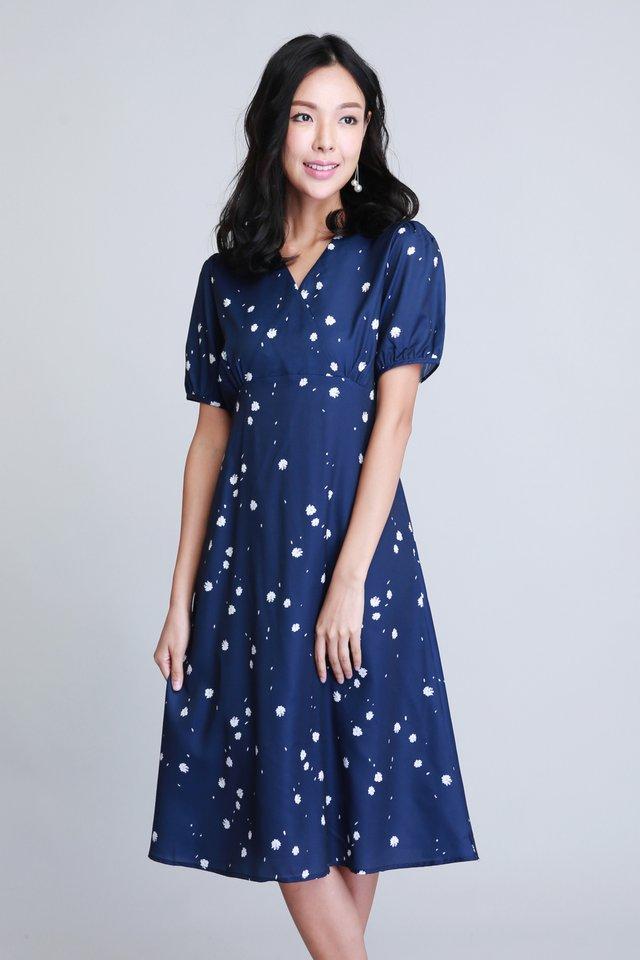 Trixie Floral Maxi Dress